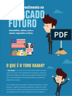 Como Investir No Mercado Futuro eBook Toro Radar