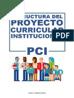 Estructura Del Pci 2018-1