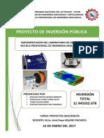 IMPLEMENTACION DE LABORATORIO DE GEOFISICA, PARA LA ESCUELA PROFESIONAL DE INGENIERIA GEOLOGICA DE LA UNA PUNO.pdf