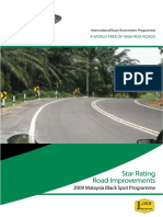 2009 IRAP Report - Malaysia Star Rating Road Improvements