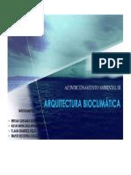 ARQUITECTURA-BIOCLIMÁTICA