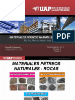 Capitulo IV Materiales Petreos Naturales Rocas