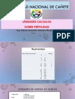 5 Sesion Ferti 2018 1 Undc -Calculos y Potasio