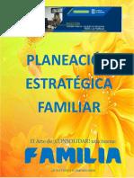 Planeacion Estrategica Familiar Cartilla