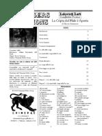 CHDDP1 La Cripta del Male è Aperta (Dangers & Demons)