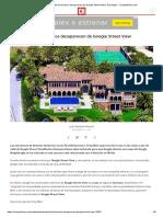 Las Casas de Los Famosos Desaparecen de Google Street View _ Tecnología - ComputerHoy.com