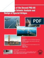 Proceedings of the Second PRC-US Workshop on Seismic Analysis and Design of Special Bridges