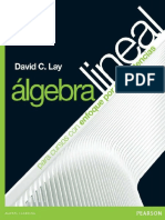 Álgebra Lineal Para Cursos Con Enfoques Por Competencias-David C. Lay