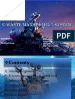 E_waste Management LPU