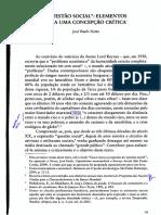 """""""Questão social"""" - elementos para uma concepção crítica.pdf"""