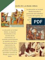 La Educación en La Edad Media