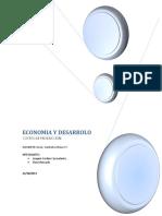 ECONOMIA Y DESARROLO Costos de Produccion
