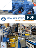 Catalogo Itomak Latinoamerica