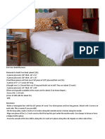 Autohome Catalogue GB | Tent | Mattress