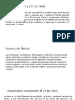 Teniosis y cisticercosis.pptx
