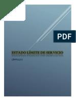 Estado Limite de Servicio - Cap6