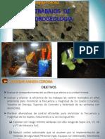 Presentación Enero 2018_ Trabajos Hidrogeológicos