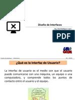 A01-Diseño de Interfaces