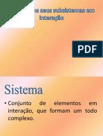 Bg10 a Terra e Os Subsistemas