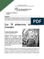 8- El Mono González
