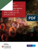 Pool Re Cyber Terrorism
