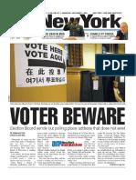 Voter Beware