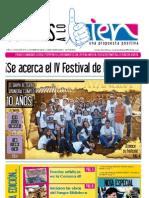 Edición 3 Periódico Jóvenes A lo Bien