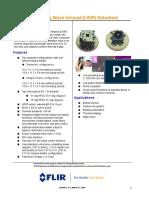 Lepton Engineering Datasheet Without Radiometry