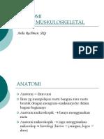 ANATOMIMUSKULOSKELETAL 2