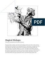 Wild Magic Surges - Google Docs