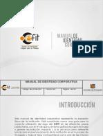 Manual de Identidad Corporativa Comprimido
