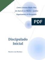 Manual Discipulado Inicial Luis Martinez