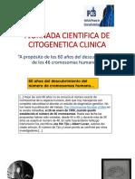 60 AÑOS DEL DESCUBRIMIENTO DE LOS CROMOSOMAS HUMANOS.pptx