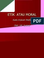 1.7 Filsafat Etik