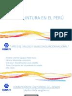 La Coyuntura en El Perú