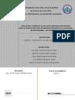 Diseño y Ubicacion Rs
