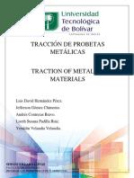 Informe 1 - Traccion de probetas metalicas.docx