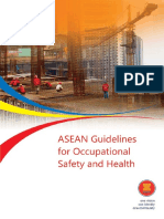 ASEAN Guidelines for Occupational Safety and Health