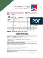 Phil-IRI Form 4