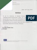 NOTICE SECOND MERIT LIST.pdf