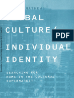 Global Culture Individual Identity