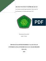 TAFSIR BIL MATSUR DAN TAFSIR BIL RAY'I (SOBACH).pdf