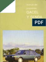 VW Gacel-Senda - Manual Del rio