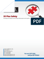5S Plus Safety Project Checklist