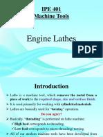 Engine Lathes