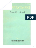 Stefan Zeromski - Ecourile padurii #1.0~5.doc