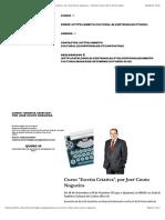 """Âmbito Cultural do El Corte Inglés   Curso """"Escrita Criativa"""", por José Couto Nogueira - Âmbito Cultural do El Corte Inglés"""