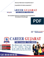 Revenue Talati Cum Exam 2018 Coaching Classes Gandhinagar