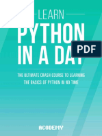 Learn Python In A Day.pdf
