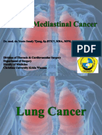 Lung & Mediastinal Cancer